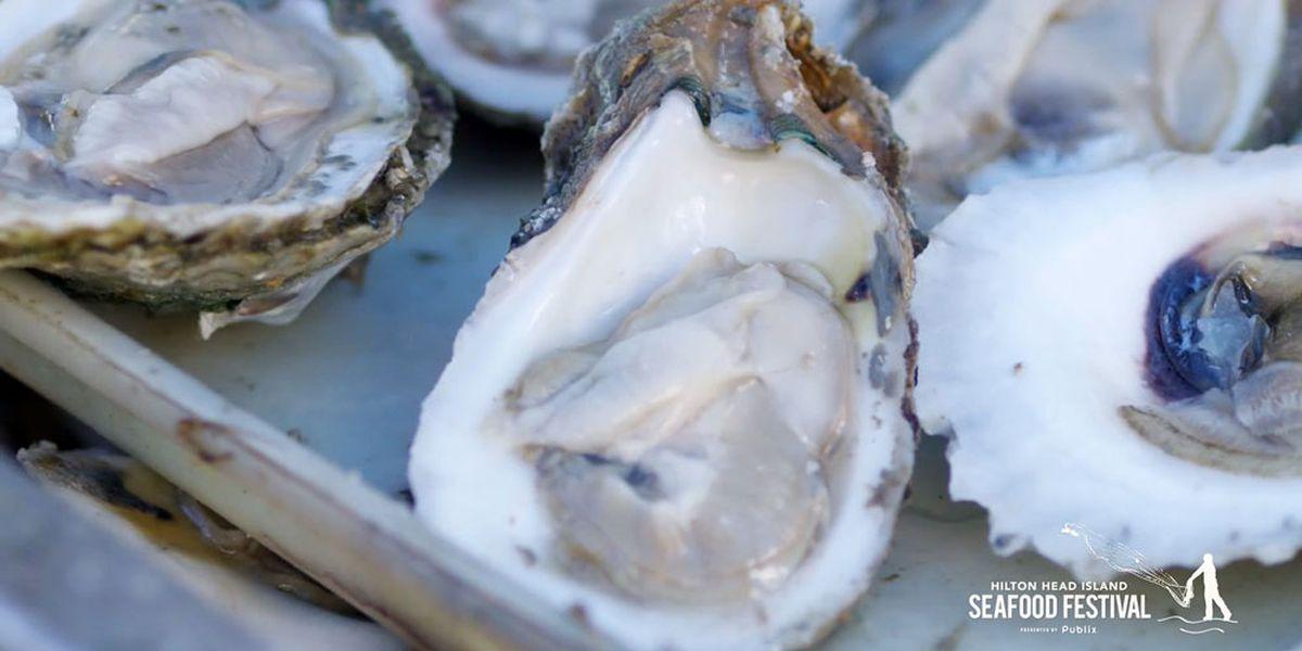 Hilton Head Island Seafood Festival underway