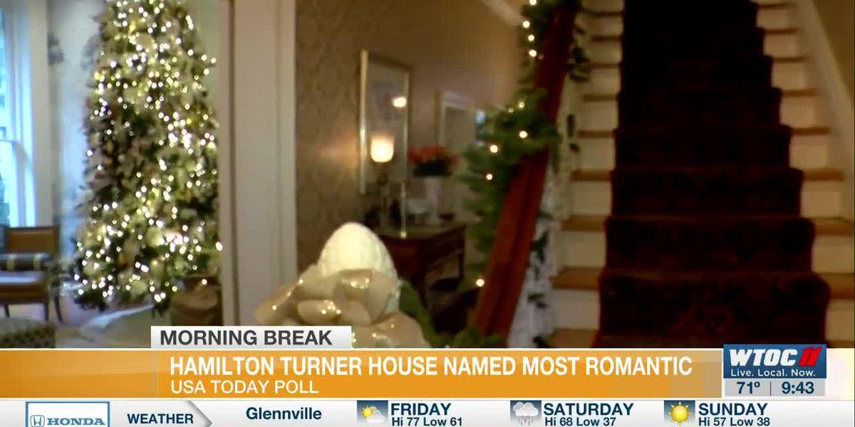 Hamilton Turner House named Most Romantic Inn in America