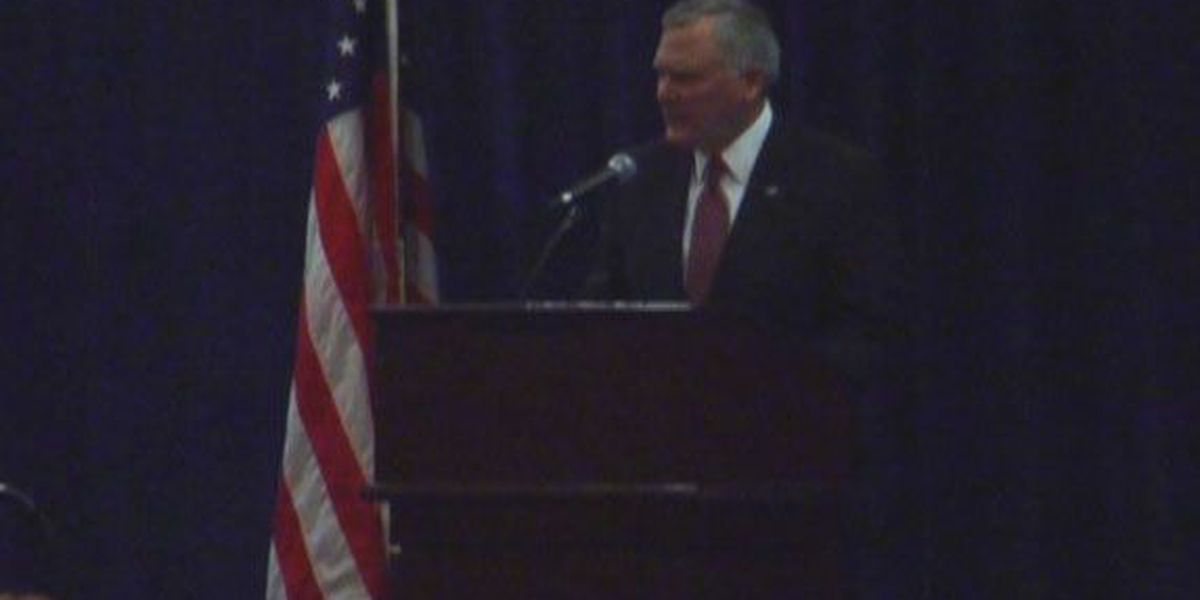 Gov. Deal to tackle education, justice reform in second term