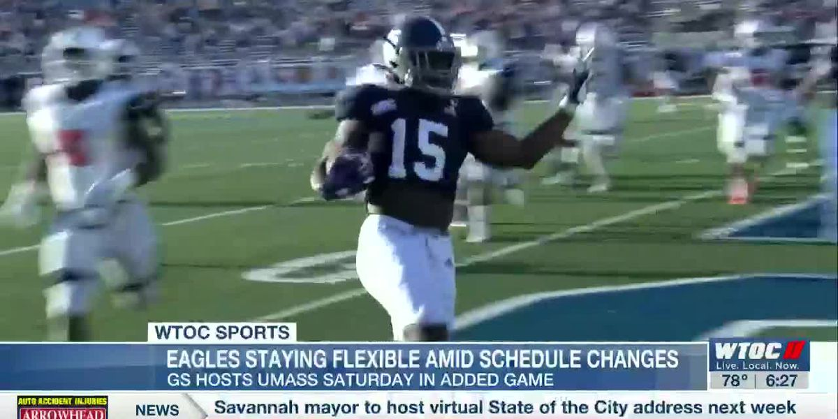 Eagles staying flexible amid schedule changes