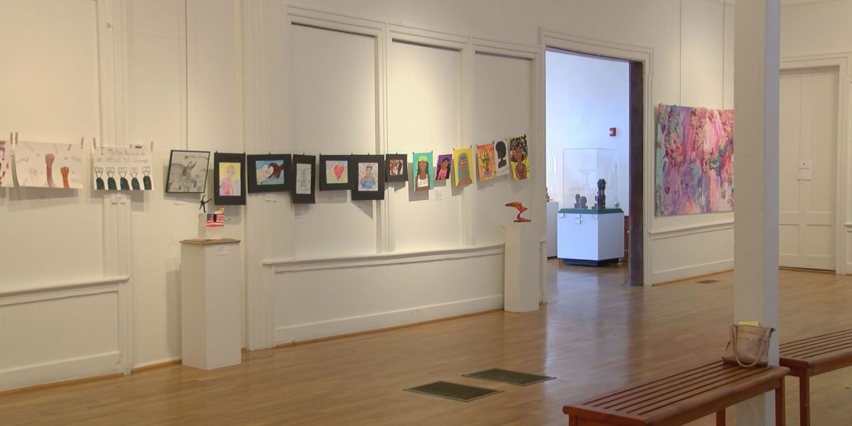 SCCPSS students, teachers create #BlackLivesMatter art exhibit
