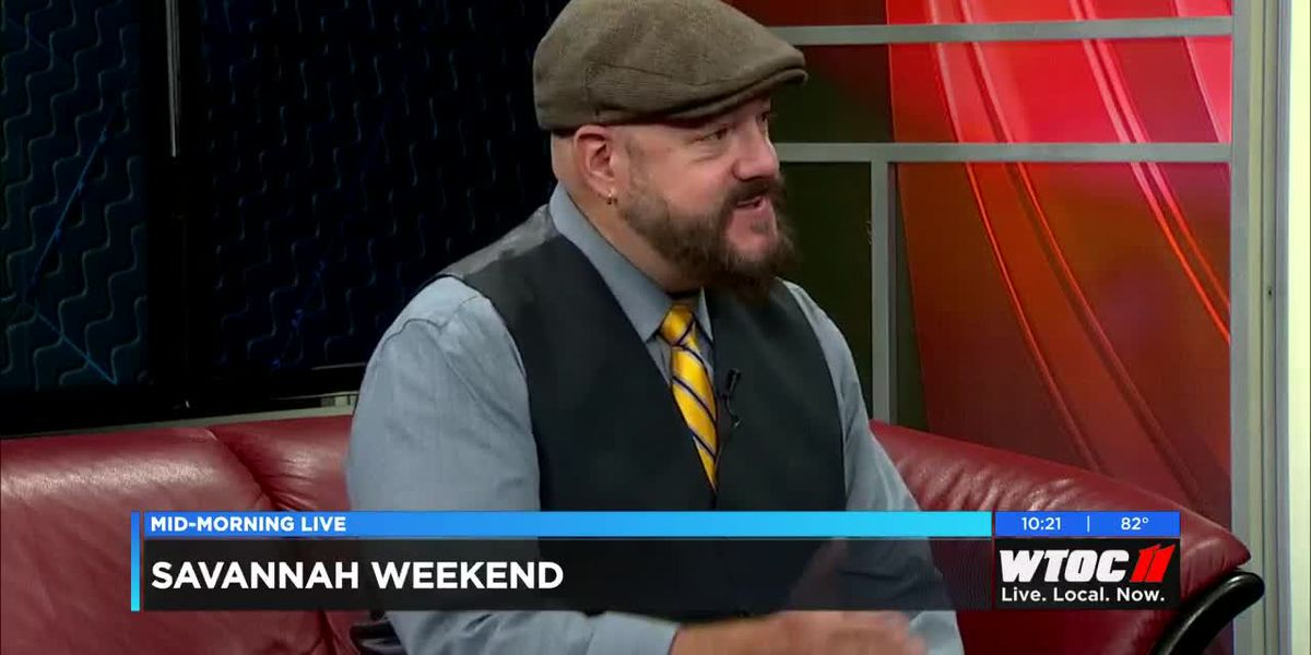 Savannah Weekend website producer Brian Byers tells us what's good in Savannah