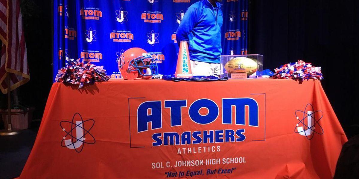 Smashers introduce new head football coach