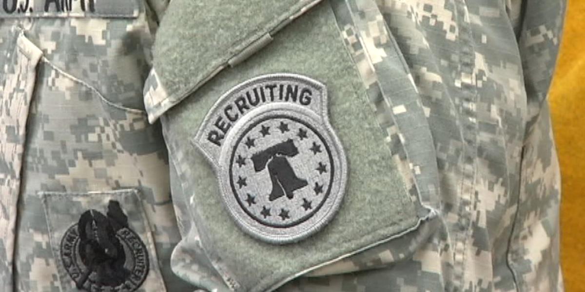 U.S. Army holding virtual hiring events