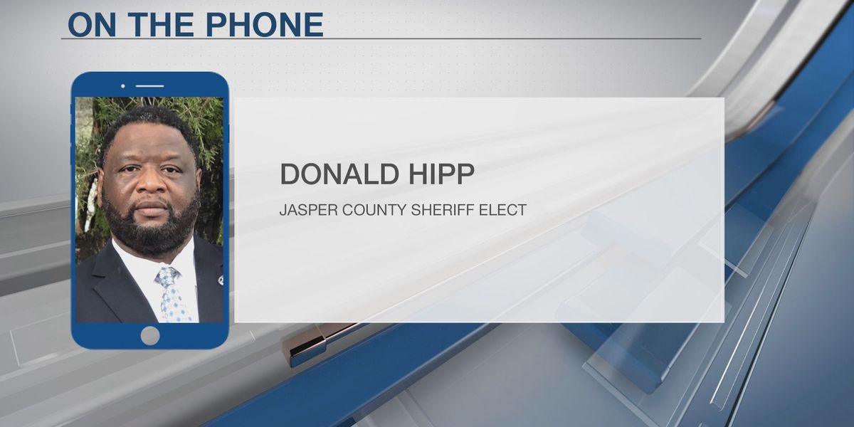 New sheriff elected in Jasper Co.