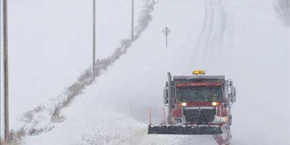 Snow heads back to Northeast after Midwest slammed