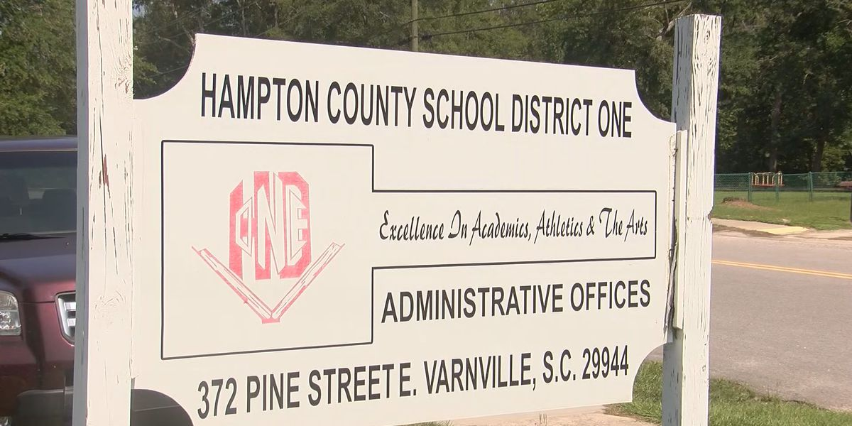Hampton Co. school districts discuss back to school plans