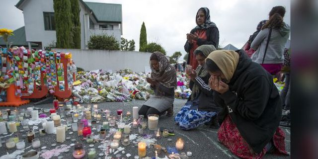 New Zealand holds first funerals for mosque shooting victims