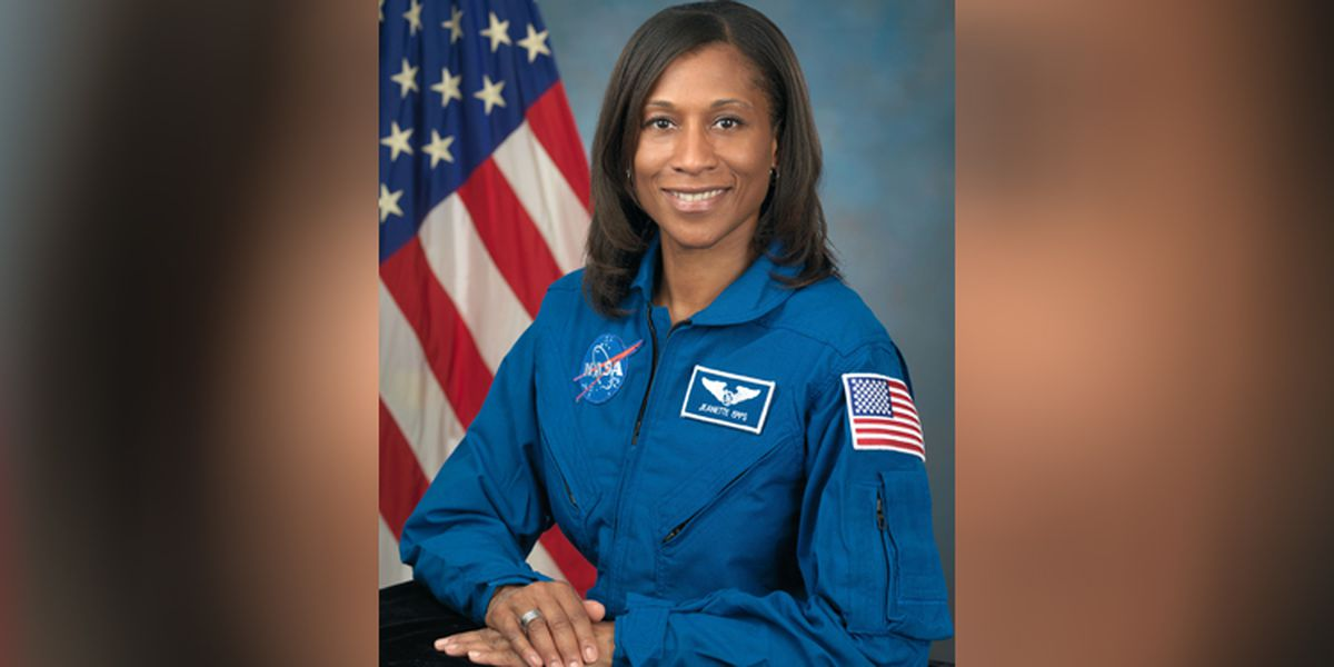 NASA astronaut Jeanette Epps to become first Black woman to join ISS crew