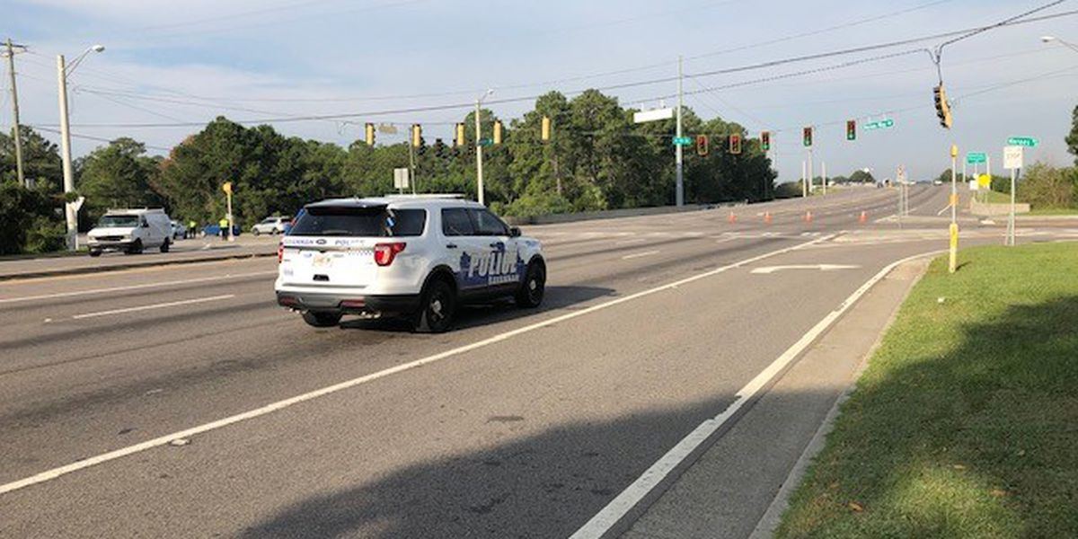Police situation ends, all of 204 back open to traffic