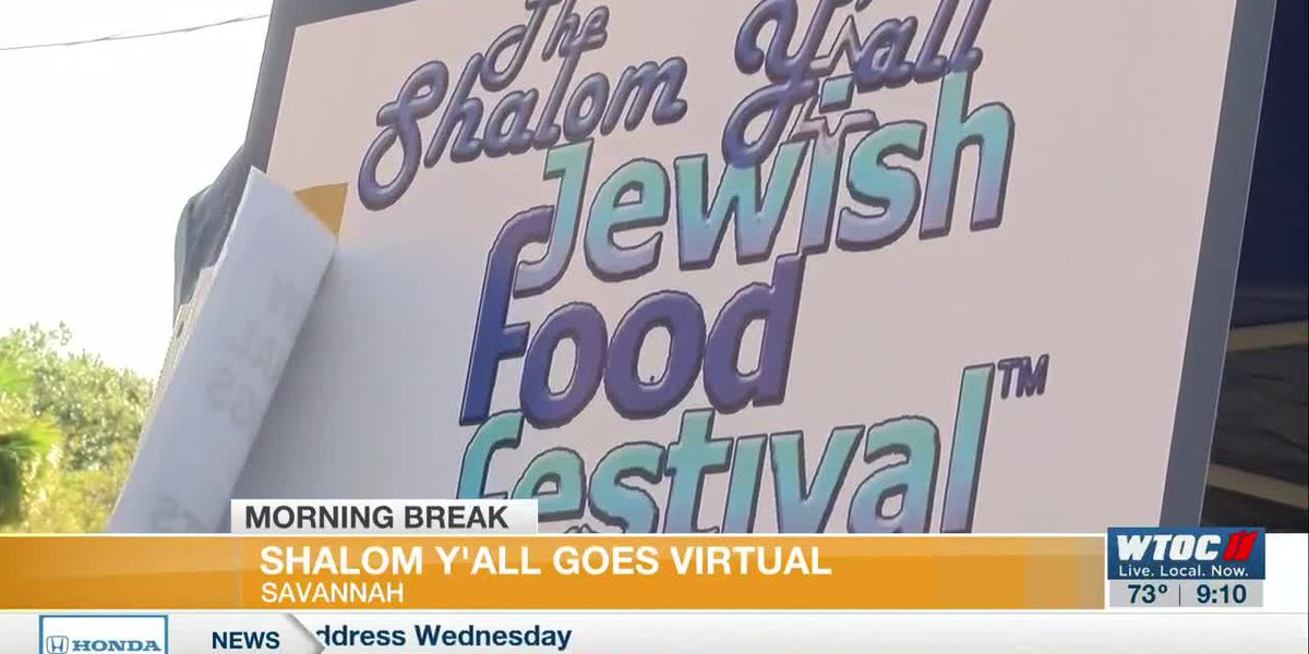 Shalom Y'all Jewish Food Festival Goes Virtual