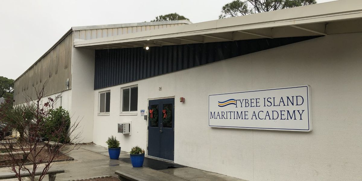 Tybee Island Maritime Academy principal makes videos to encourage students, families