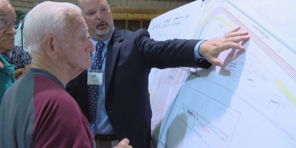 Proposed plans discussed for Port of Savannah International Multi-Modal Connector