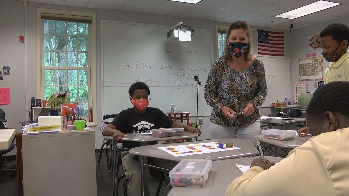 Top Teacher: Elizabeth Peek