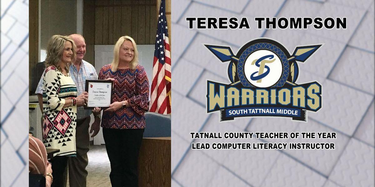 Tattnall County teacher among GA Teacher of the Year finalists