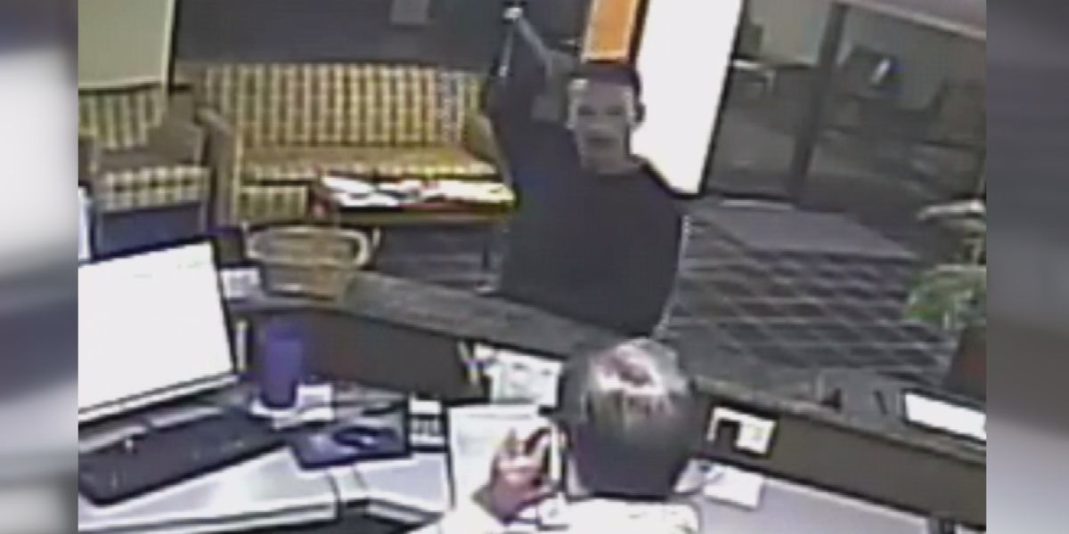Community speaks out after armed robberies at hotel