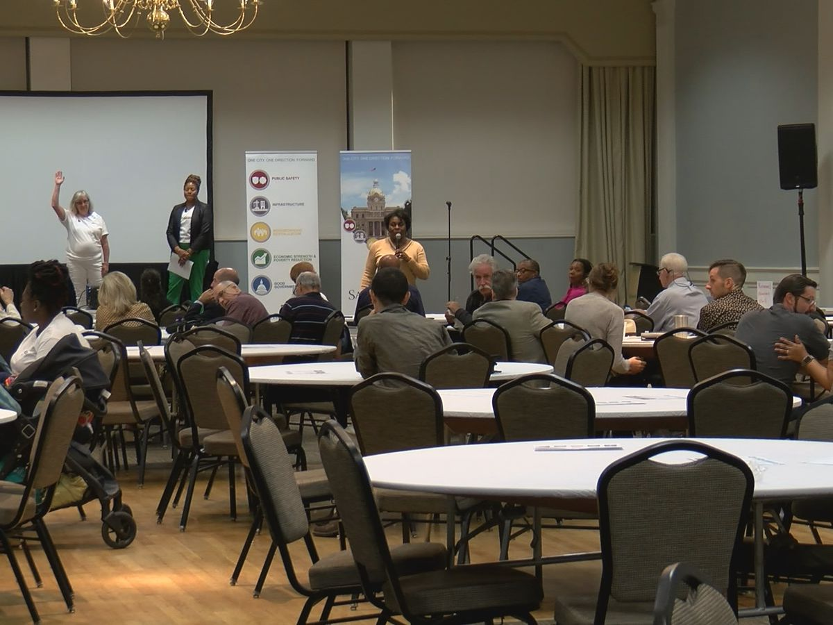 City of Savannah hosts budget workshop