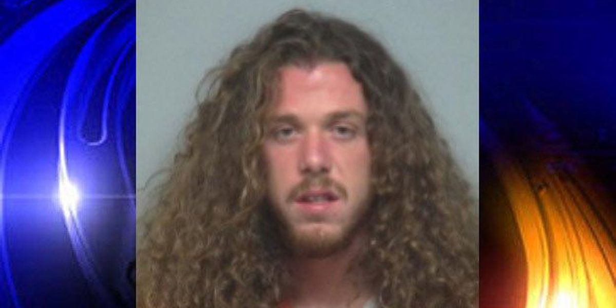 Bluffton man arrested after DUI on moped, resisting arrest