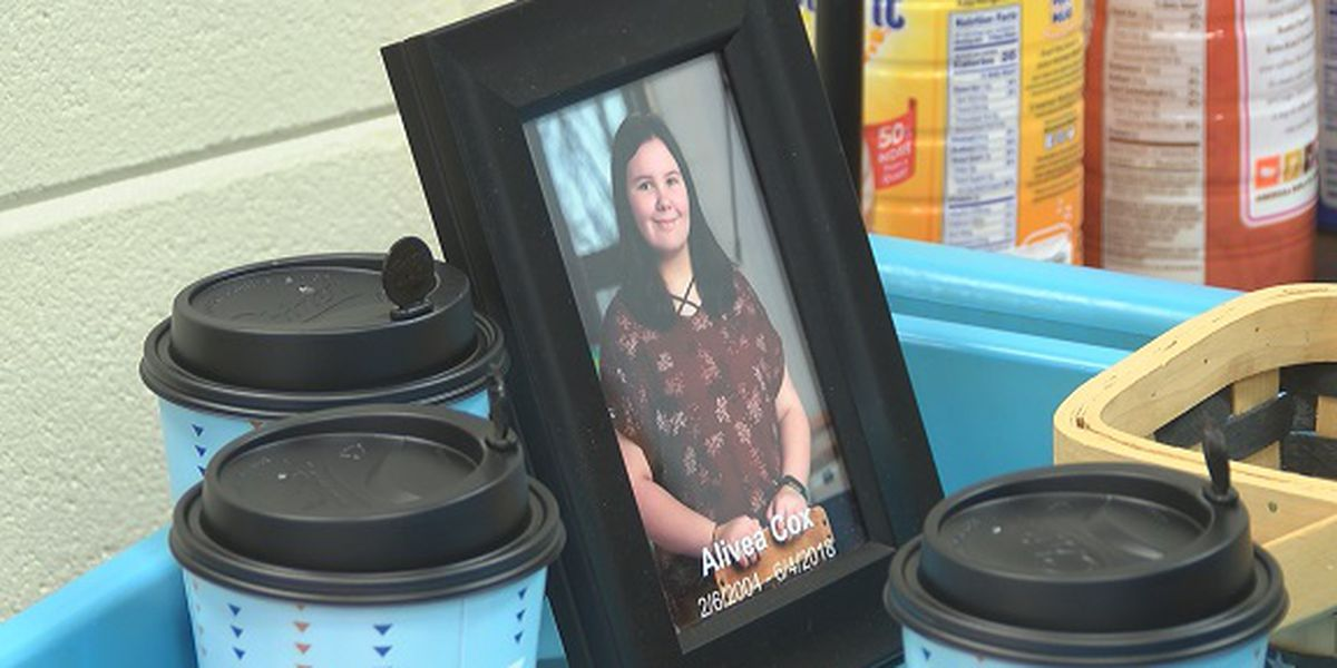 Sunflower Cafe at Carver Elementary keeps student's memory alive