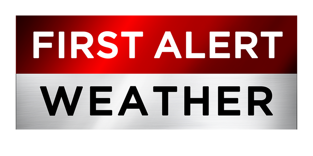 Rain is increasing to our west! How it impacts river rises and your NYE plans, in the FIRST ALERT Forecast with Cutter Martin at 4 p.m.