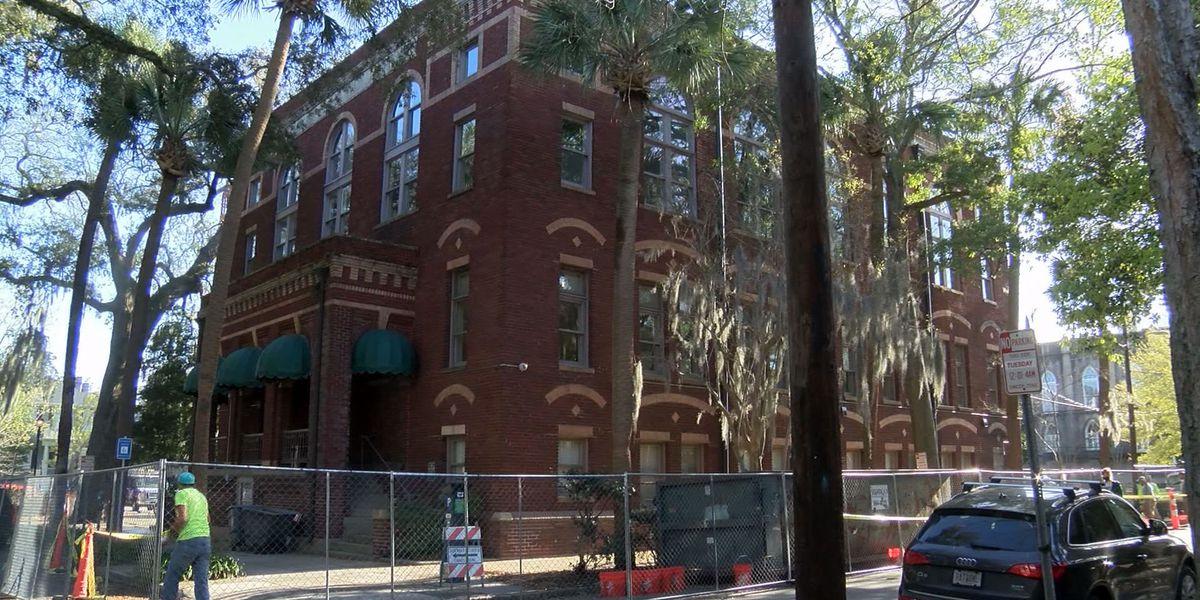 SCAD creating workforce housing in Savannah's Historic District