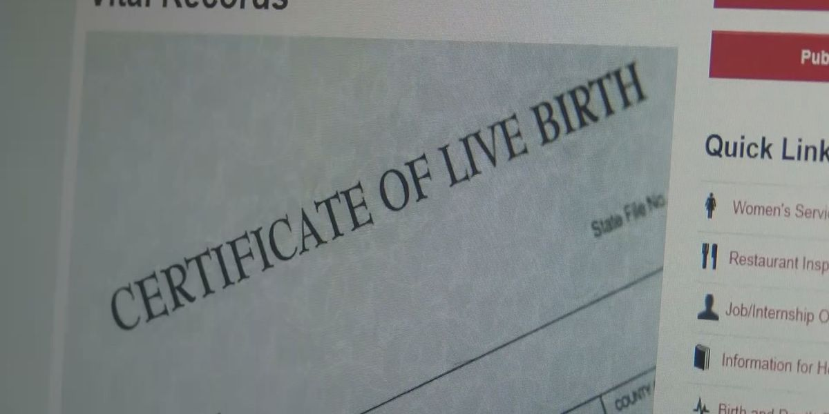 Born without a birth certificate, a lifelong struggle for some in the South