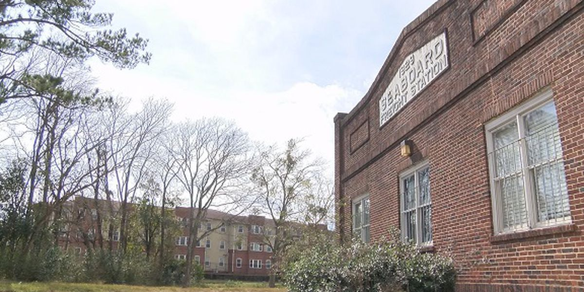 90-year old Seaboard Freight Station could be replaced by apartments