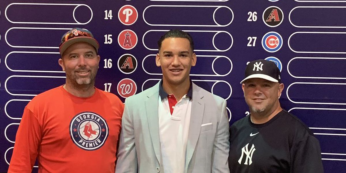 Georgia Premier's Espino selected 24th overall by Indians