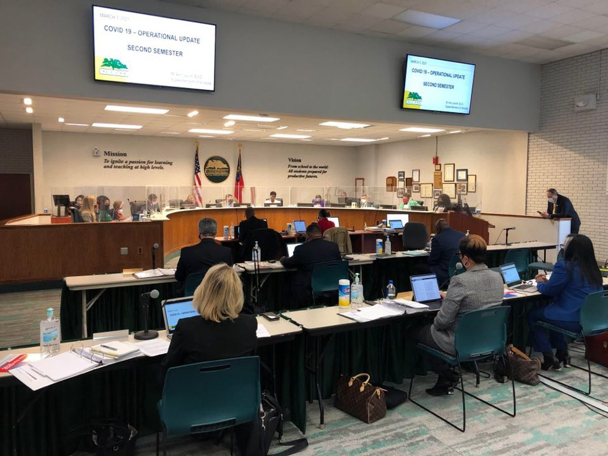 SCCPSS prepares for teacher vaccinations as students continue hybrid learning