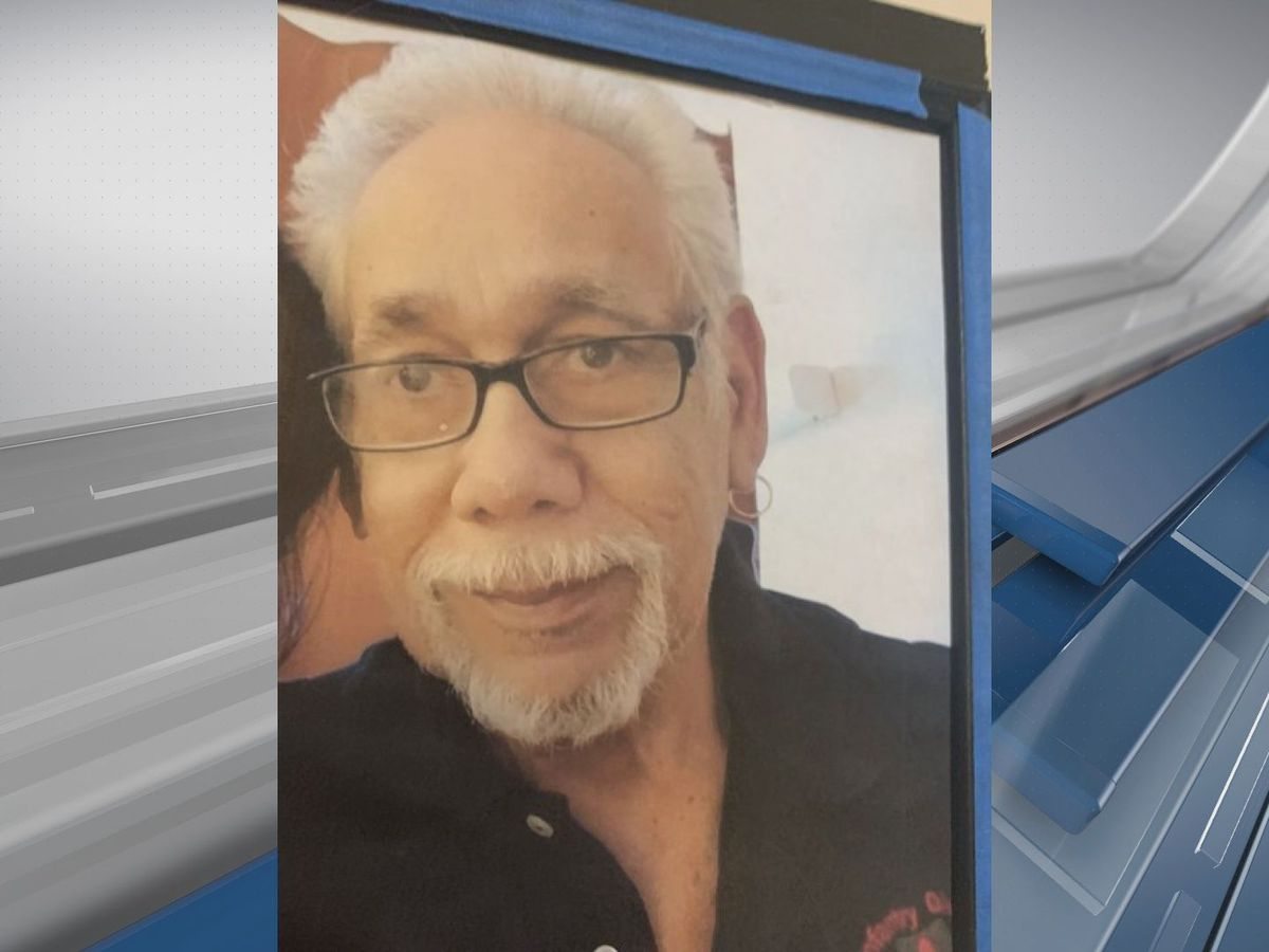 UPDATE: Missing elderly man with Alzheimer's located