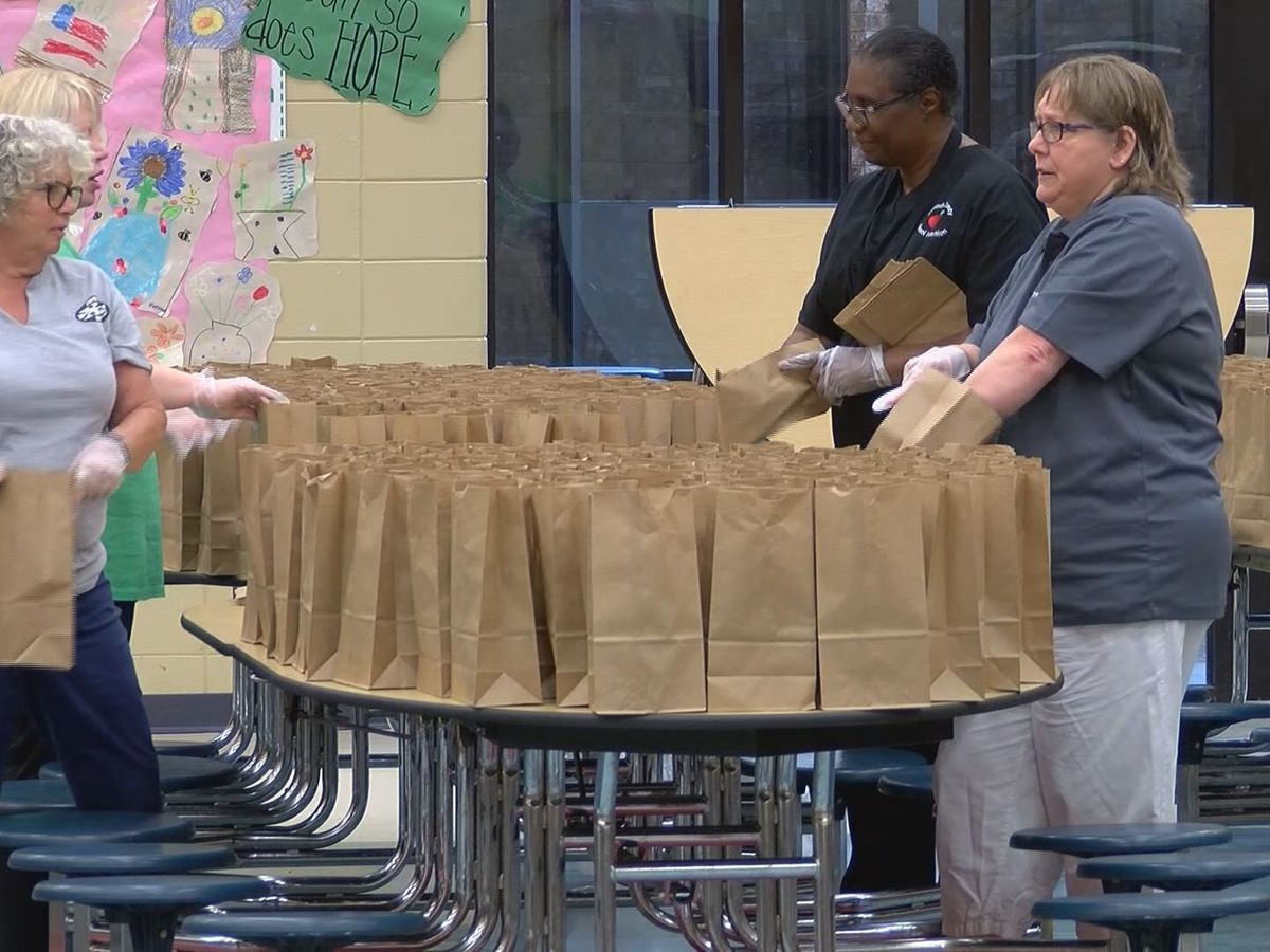 Nearly 485,000 meals delivered to Bulloch Co. students