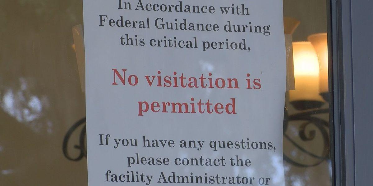 Nursing homes warned of possible COVID-19 spike