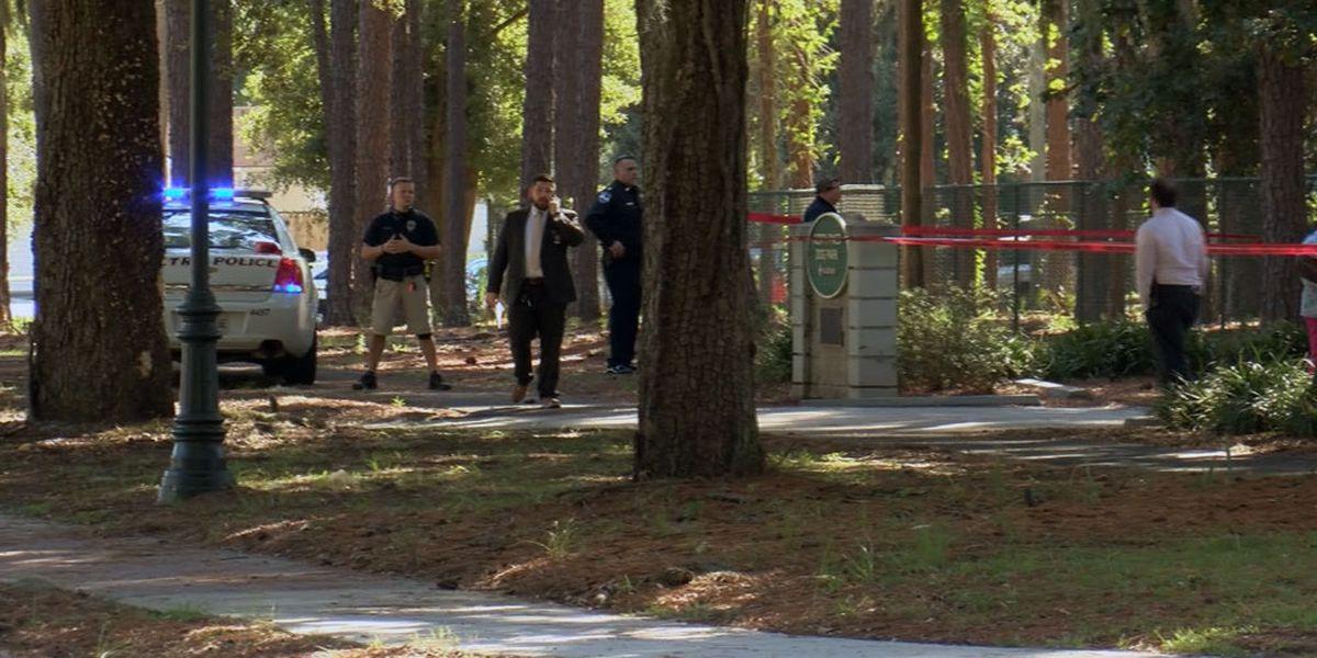 14-year-old shot near Daffin Park