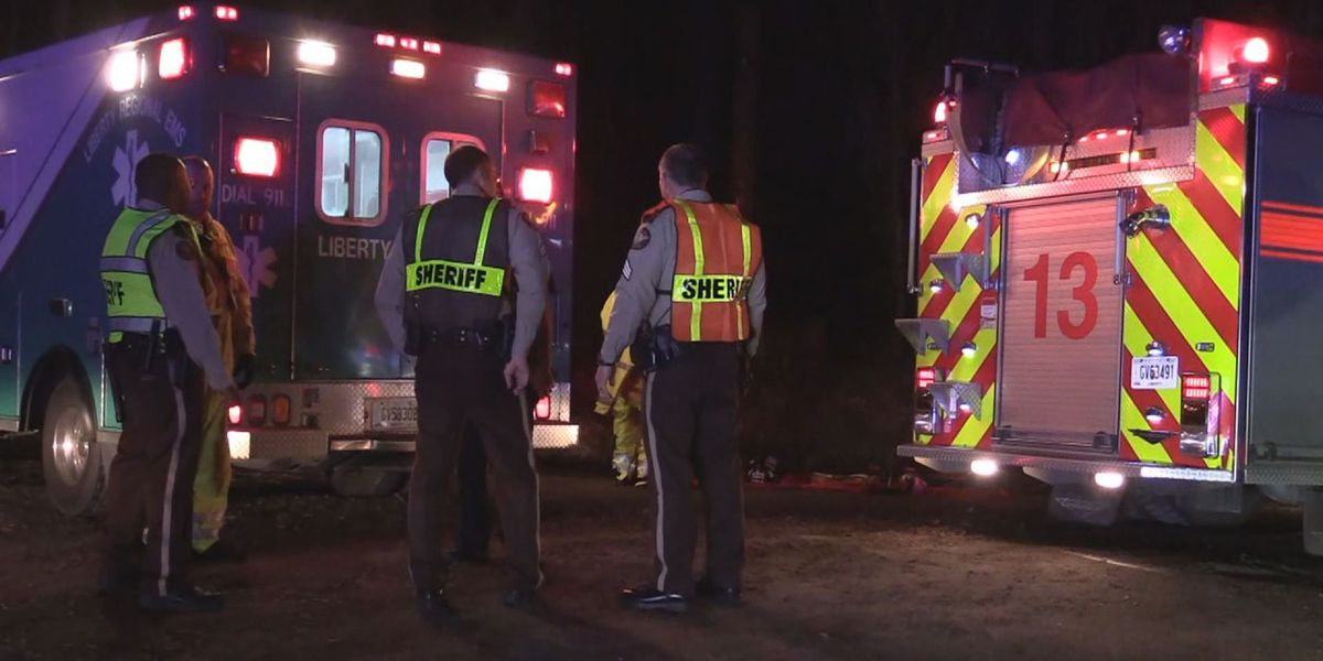 One killed in car accident in Liberty Co. at Charlie Butler and Cay Creek Road intersection