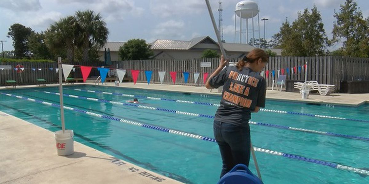 Parents, students asking county for support in getting new aquatic center in South Bryan Co.