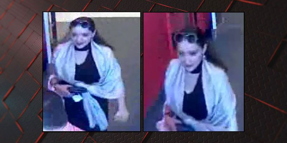 Woman wanted for using stolen credit card to purchase over $3K from Bluffton Target