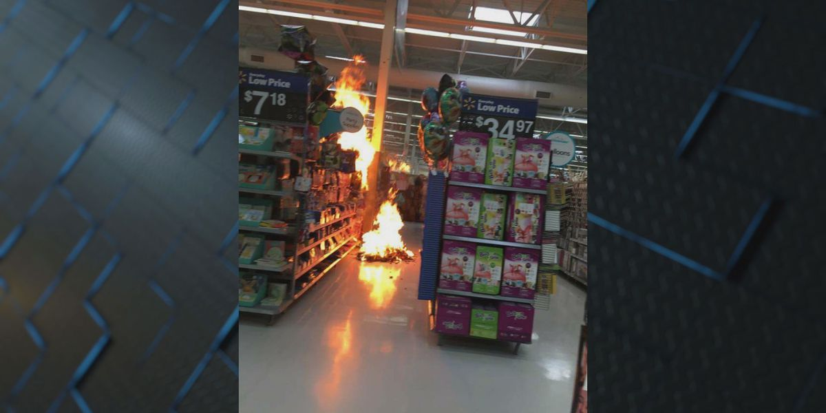 Pooler Walmart back to 24/7 operations after intentionally set fire in March