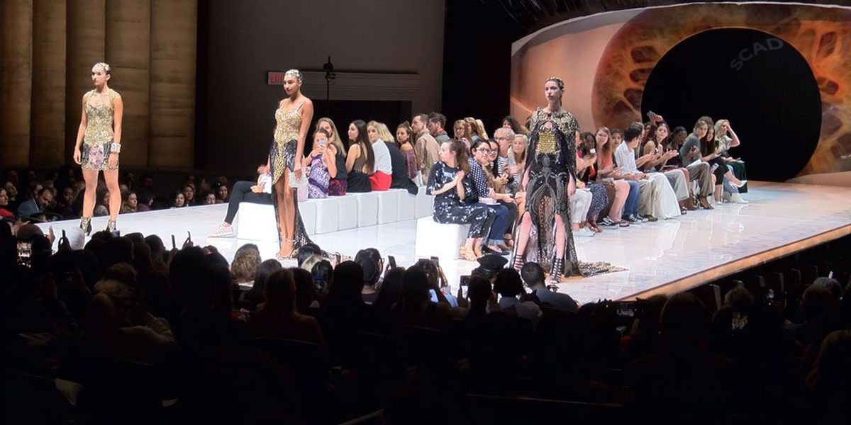 SCAD celebrates student designers with SCAD Savannah Runway Show