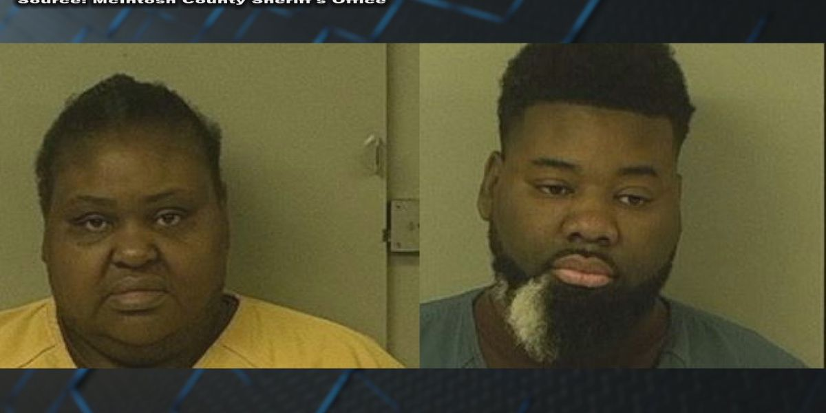 2 arrested in McIntosh County drug search