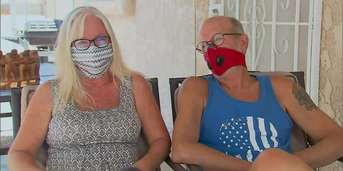 Formerly disbelieving, Arizona couple who suffered from COVID-19 expresses regrets