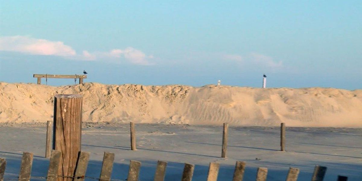 Sand dune recovery project to start soon on Tybee
