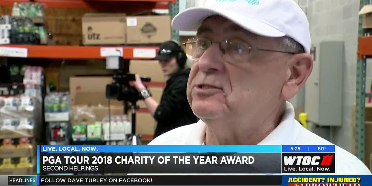 2018 PGA Tour Charity of the Year Award