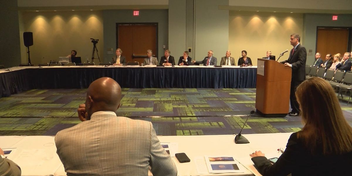 Georgia Commission on Freight and Logistics meeting in Savannah this week