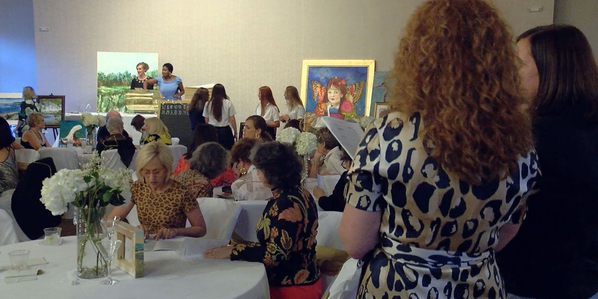 Annual Martinis & Masterpieces held to support St. Vincent's Academy