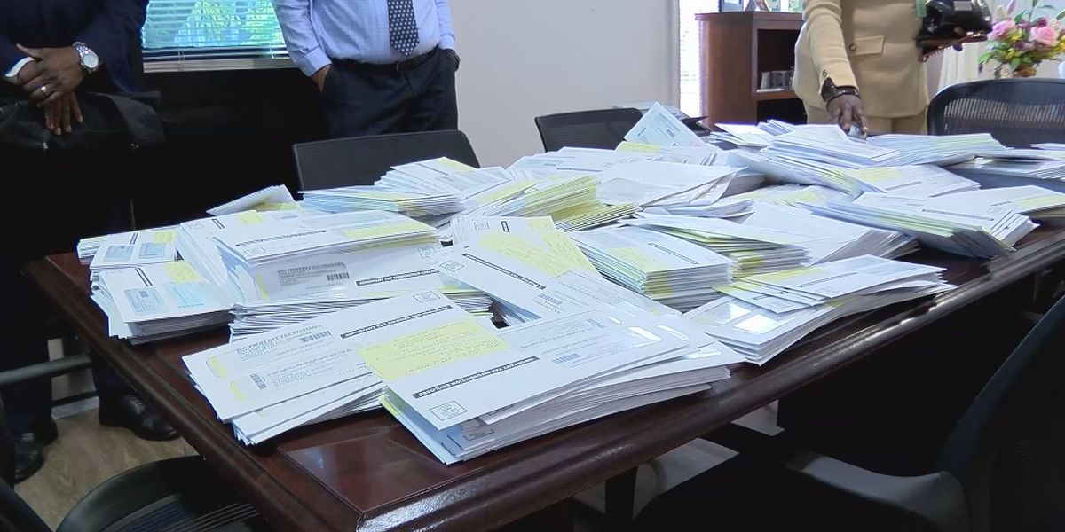 Nearly 1,000 property tax bills returned to Chatham County tax office as undeliverable
