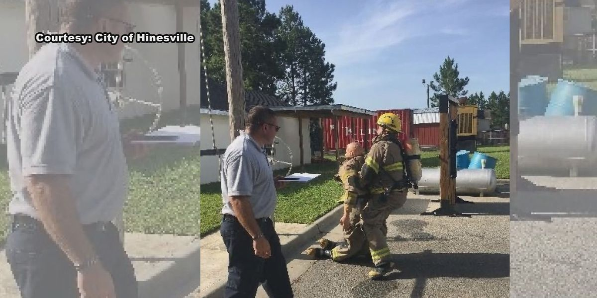 Hinesville Fire captain to serve on Georgia Fire Academy committee
