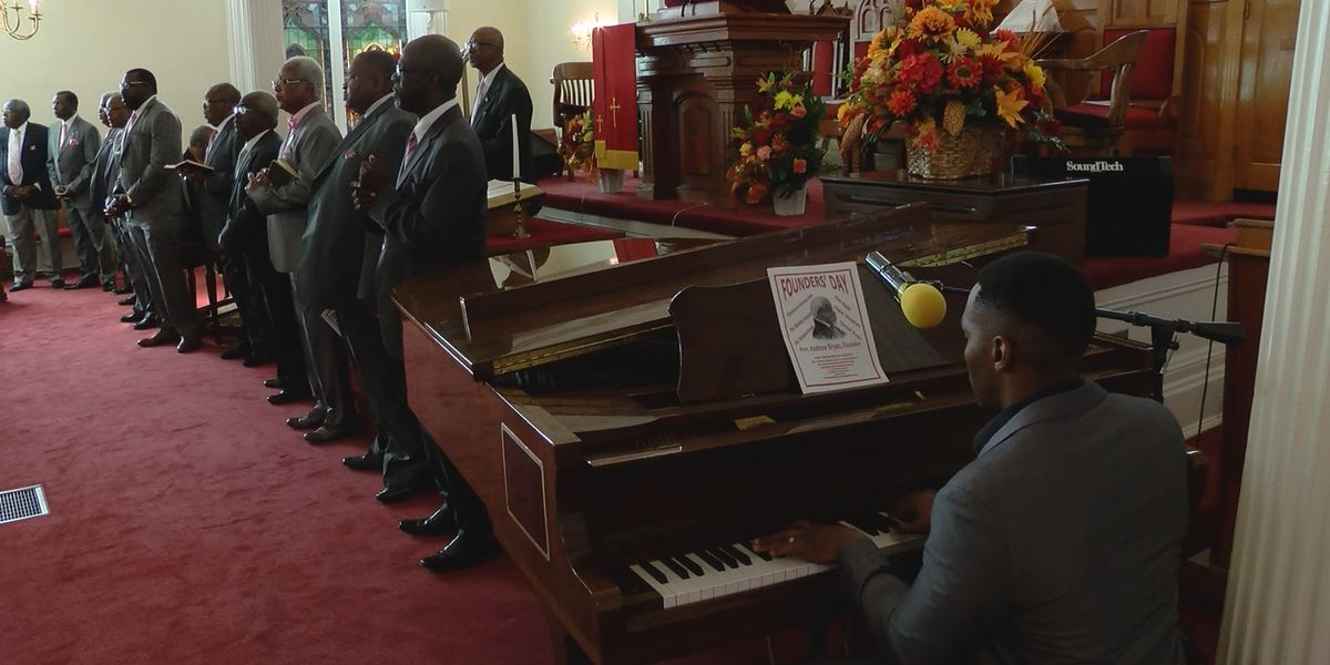 First Bryan Baptist Church celebrates Founder's Day