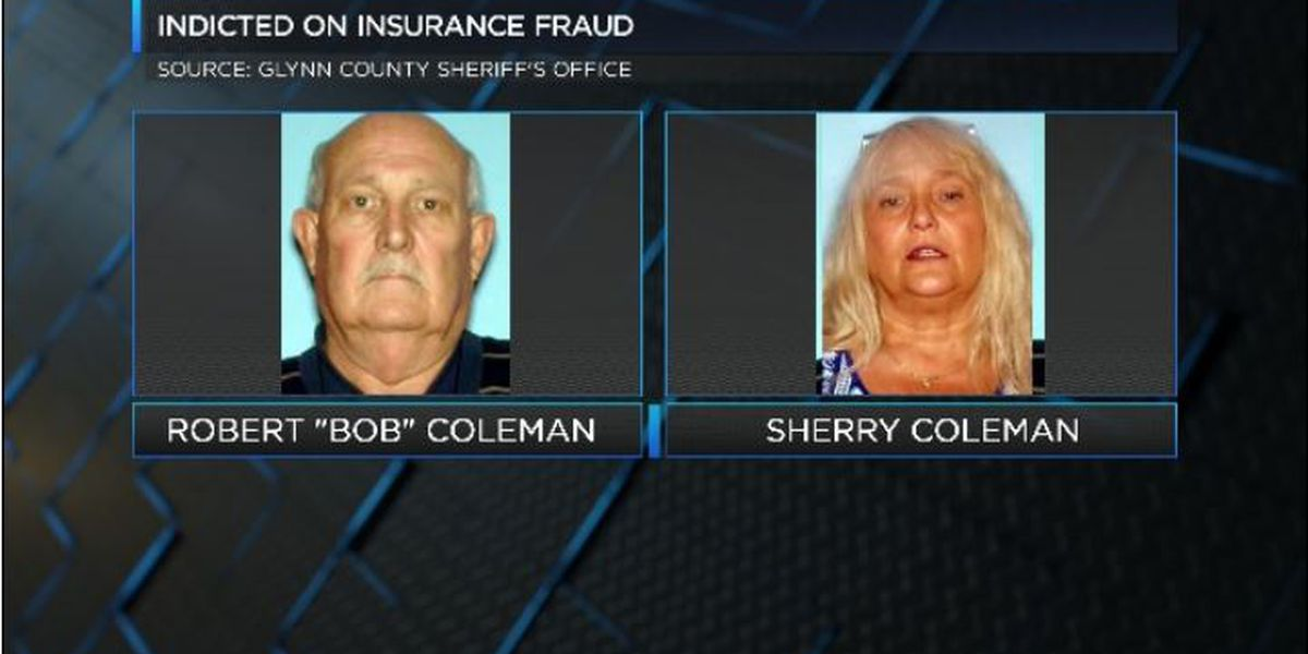 Glynn County husband and wife indicted on insurance fraud