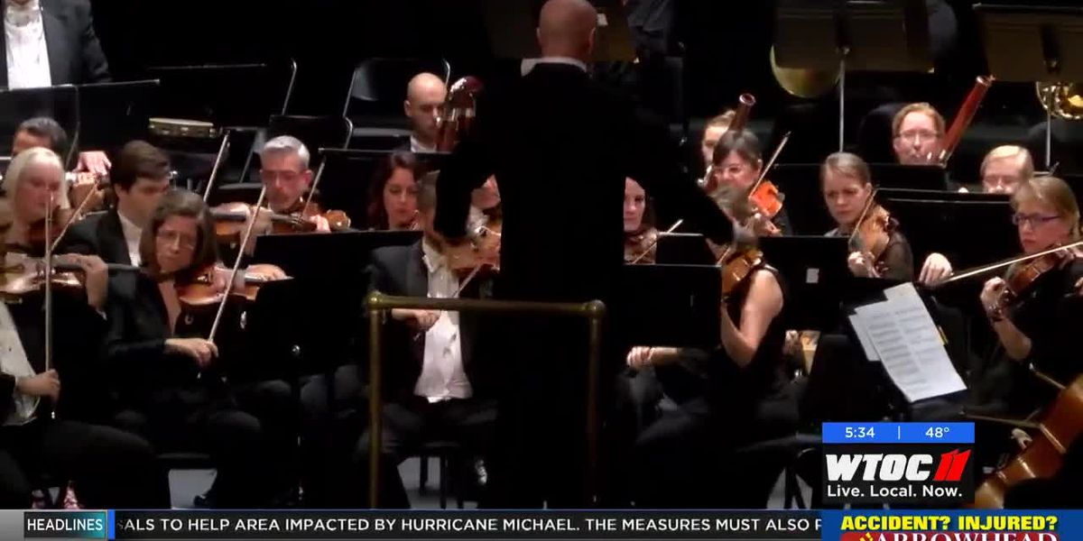 Artistic director and conductor of Savannah Philharmonic stepping down