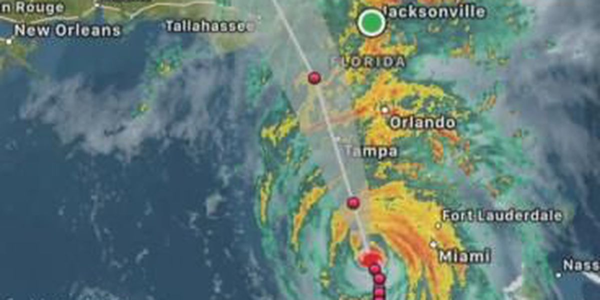 A year ago, Hurricane Irma was beating down on Florida